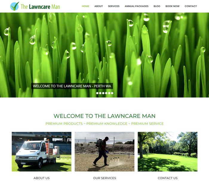 The Lawncare Man