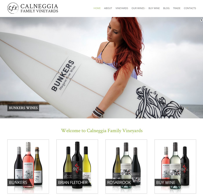 Calneggia Family Vineyards