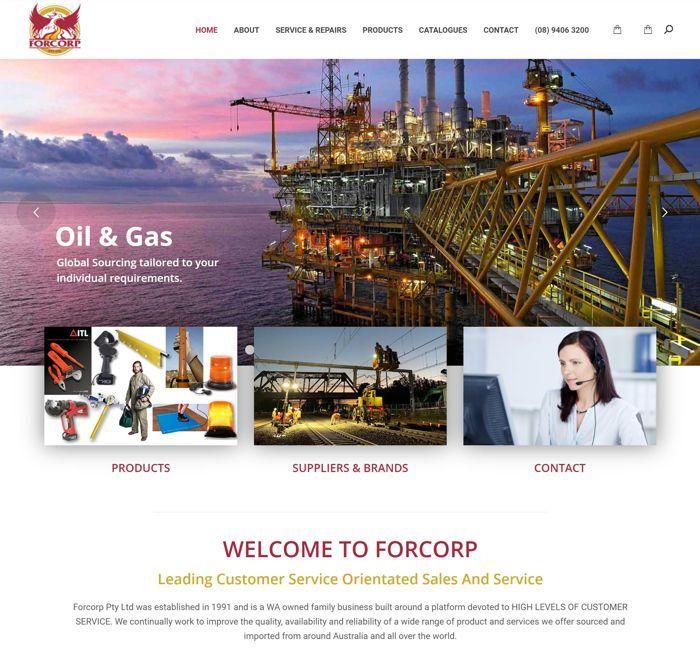 WordPress Web Design Perth
