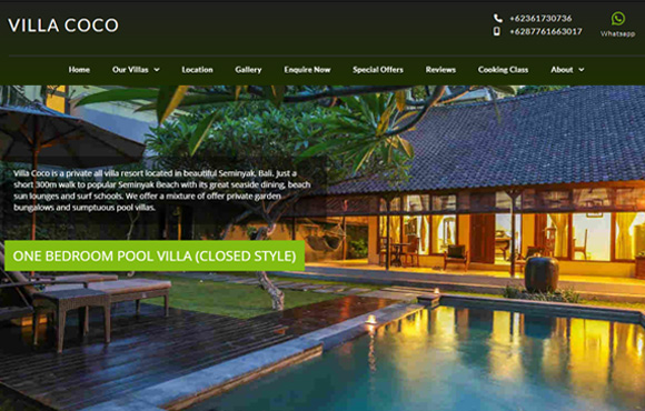 Web Design Bali Website Designers Website Marketing Bali Indonesia